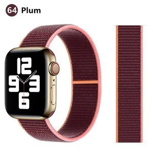 NEW[BAND] Plum Strap Loop For Apple Watch